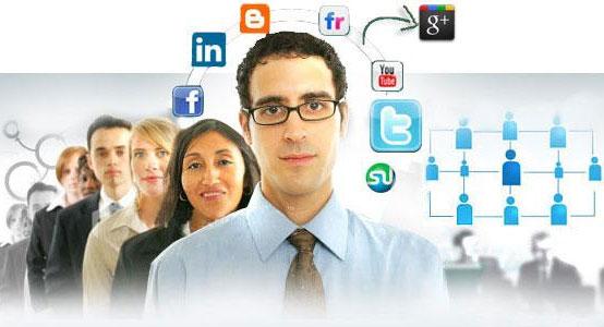 medios sociales y coaching