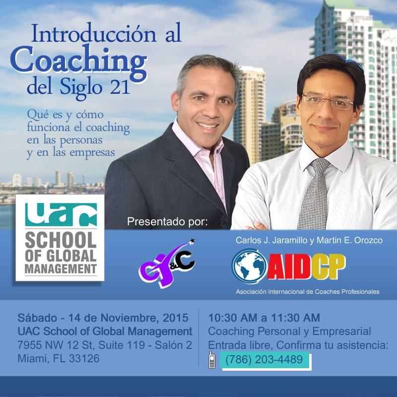 Coaching del Siglo 21